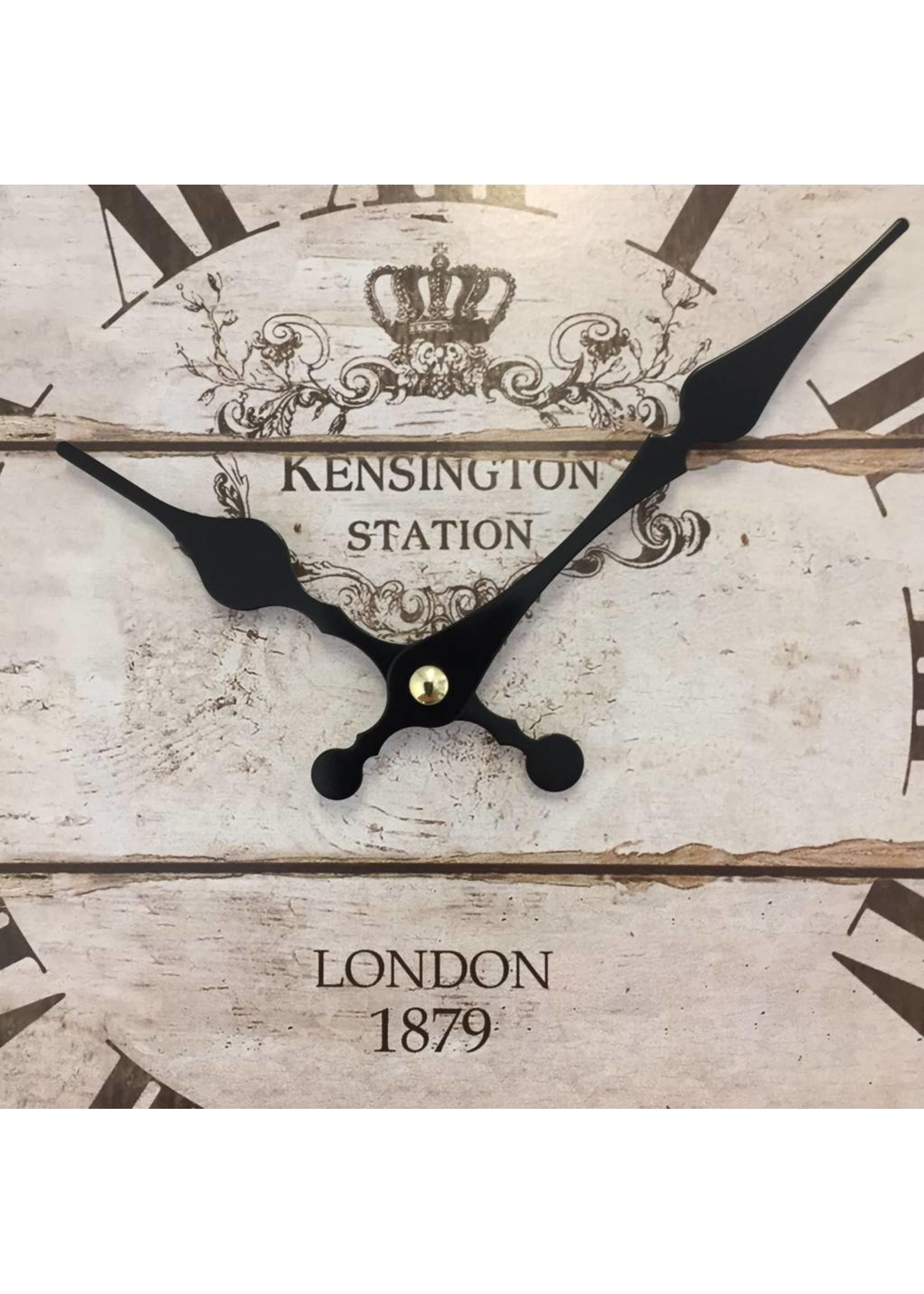 NiceTime Wandklok Vintage London