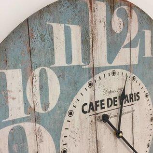 NiceTime Wandklok Cafe de Paris