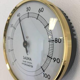 NiceTime Sauna Hygrometer 10,cm diameter