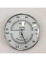 NiceTime Sauna Thermo / Hygrometer, 132mm