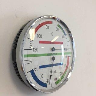 NiceTime Sauna Thermo-/Hygrometer, 136mm