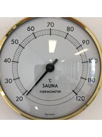 NiceTime Sauna 10,cm Thermometer