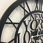 NiceTime Wanduhr Cities of the world