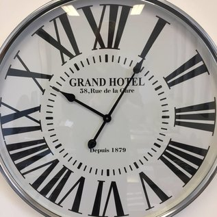 NiceTime Wandklok Grand Hotel