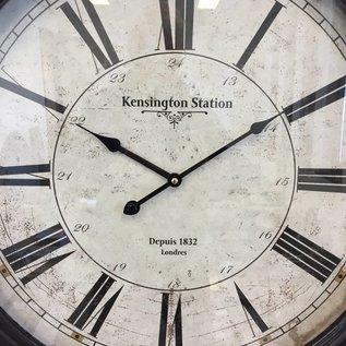 NiceTime Wandklok Kensington Station 1832
