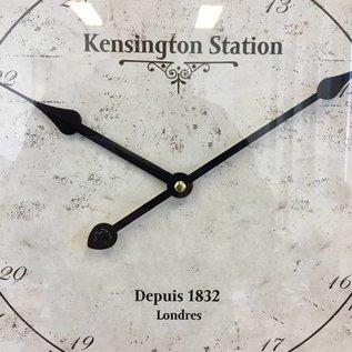 NiceTime Wanduhr Kensington Station 1832