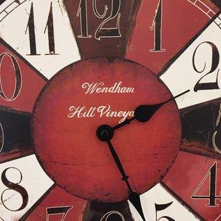 Klokkendiscounter Wandklok Wendham Hill Vineyard