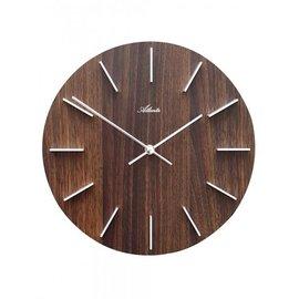 Atlanta Wanduhr Holzdesign MODERN ART