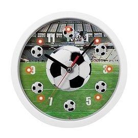 NiceTime Wandklok Voetbal Melodie'®n