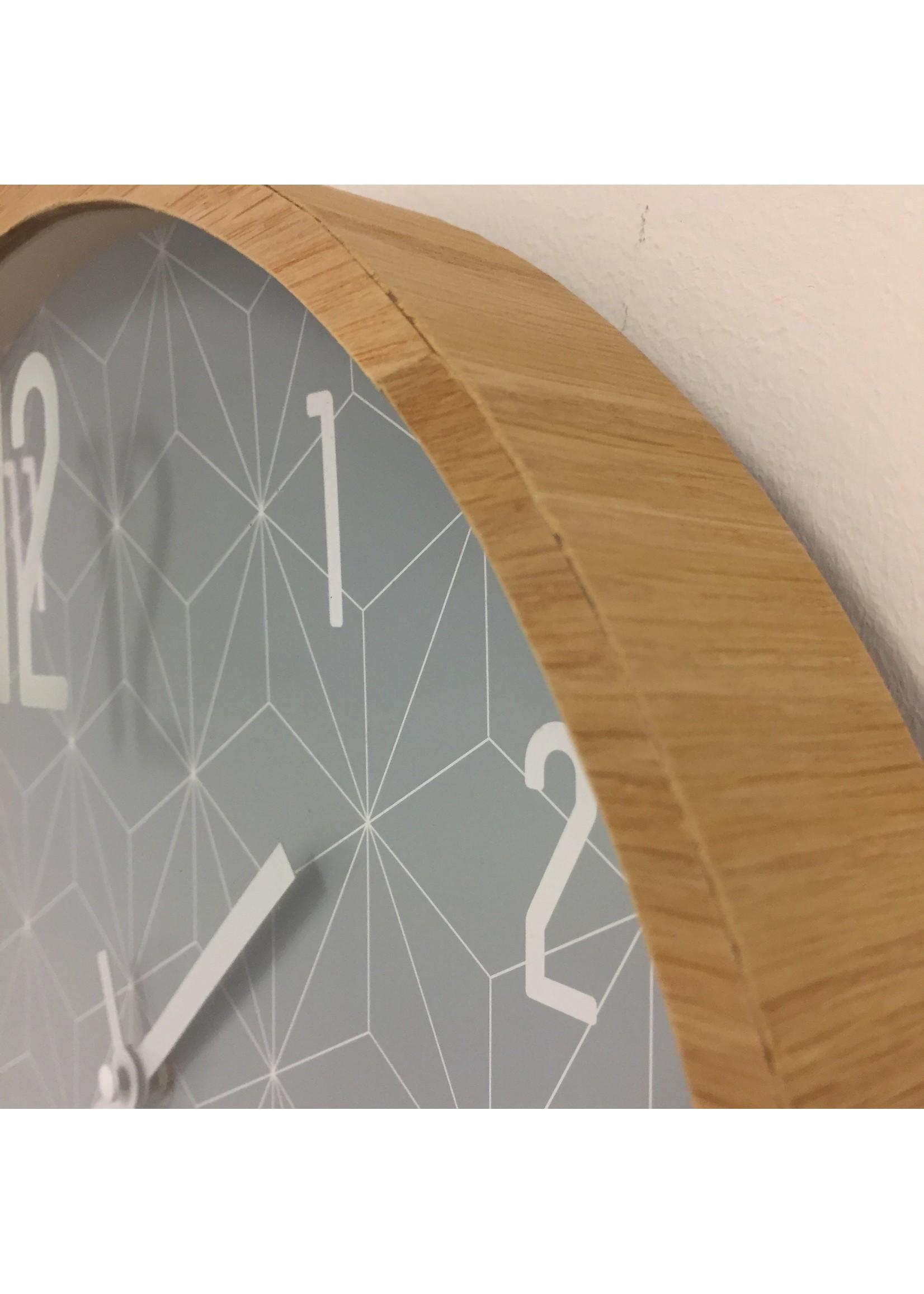 NiceTime Wandklok BELLE JOURNEE Design Modern