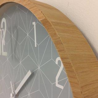 NiceTime Wanduhr BELLE JOURNEE Design Modern