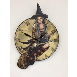 NiceTime Baby Bell Witch auf Besen