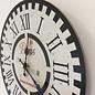 NiceTime Wanduhr Paris Enjoy Industrieel Vintage
