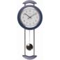 Pevanda Wanduhr Blue Pendulum Modern Design