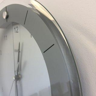 AMS Wanduhr FACET Modern Design
