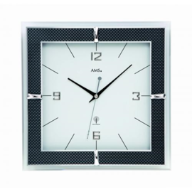 AMS DYNAMIC Wanduhr Modernes Design