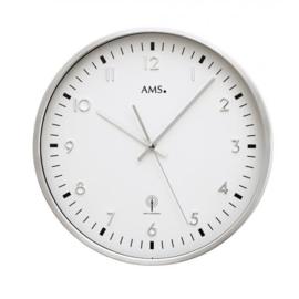 AMS Wanduhr TIME MACHINE modernes Design