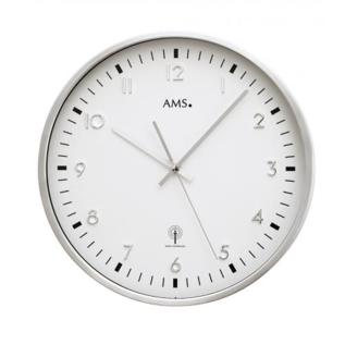 AMS Wandklok TIME MACHINE modern design