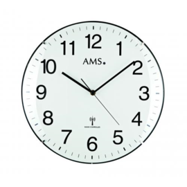 AMS Wanduhr POLAR Modernes Design