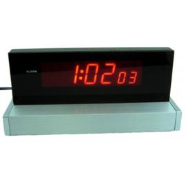 Pevanda Uhr Silber Morgen Modernes Design