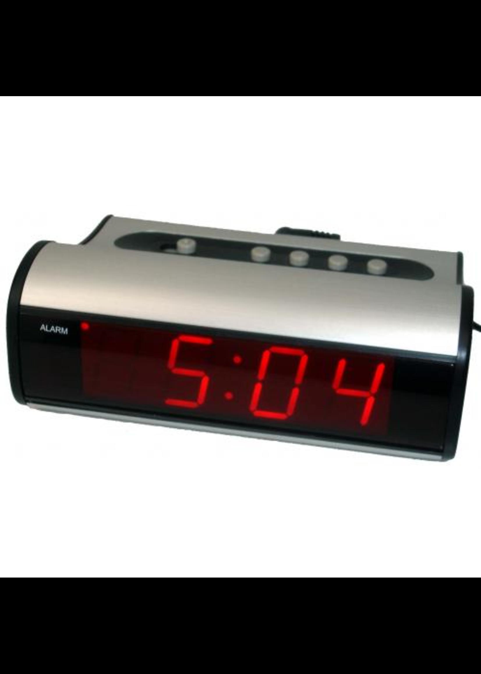 Wekker Quint RED modern design