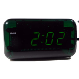 Cetronics Alarm LED GREEN modernes Design