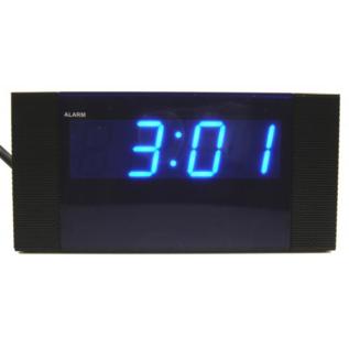 Cetronics Wekker LED BLUE modern design