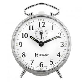 Cetronics Chrome Uhr modernes Design