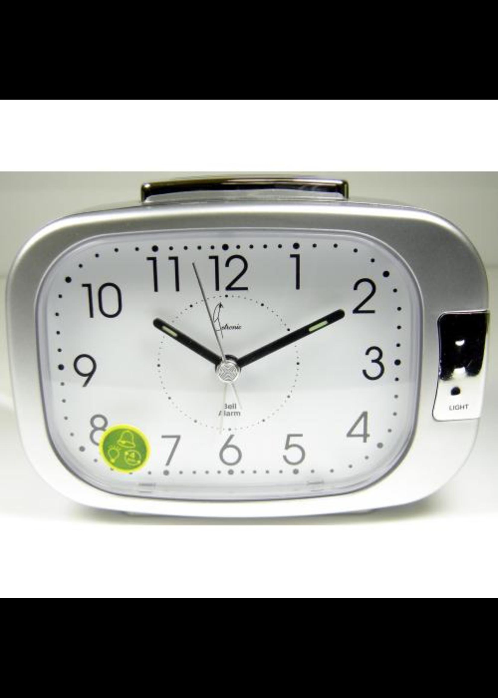 Wekker Silver Line modern design