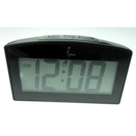 Cetronics Alarm LED IN BLACK modernes Design