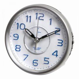 Cetronics Wekker Silver Modern Design