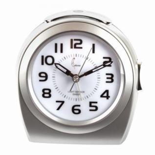 Cetronics Wekker zilver modern design