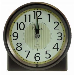 Cetronics Wekker RADIOSIGNAAL CONTROLE Bruin