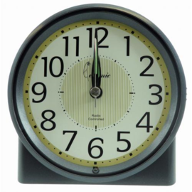 Cetronics Wekker RADIOSIGNAAL CONTROLE Grijs