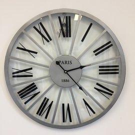 NiceTime Wanduhr PARIS Industrial Design
