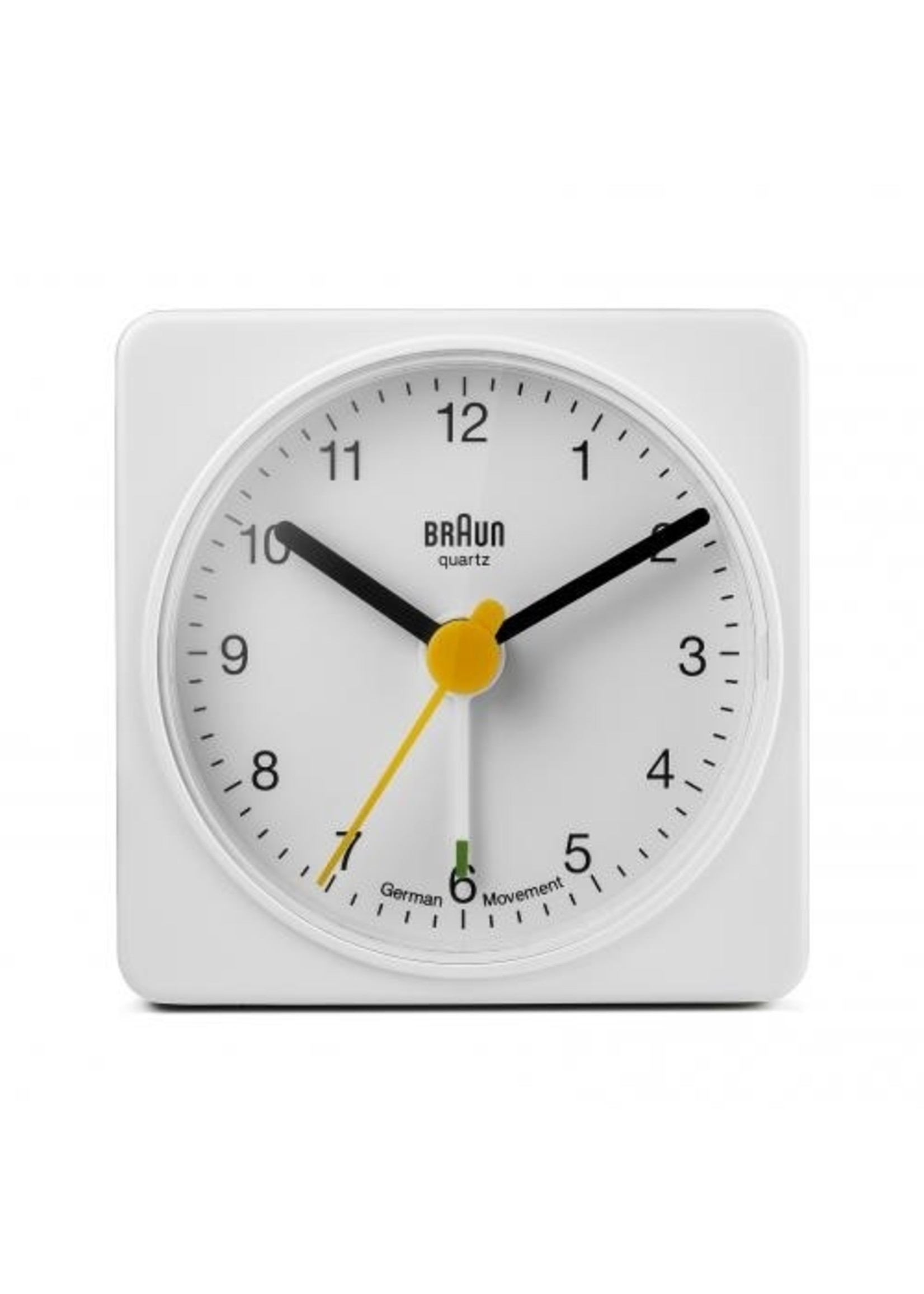 Braun Braun Alarm klok MINI