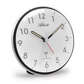 Atlanta Clock ROUND BLACK