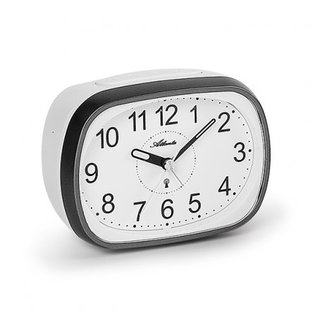 Klokkendiscounter Wekker BELL alarm wit