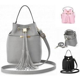 Klokkendiscounter Damen-Handtasche Ce Soir Entwurf - Rosa
