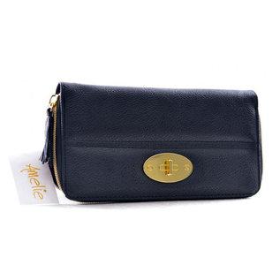 Klokkendiscounter Dames portemonnee Blue