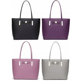 ChantalBrandO Dames Handtas Toledo Design       Violet
