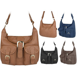 Klokkendiscounter Elysee Damen Handtaschen-Entwurf Caramel