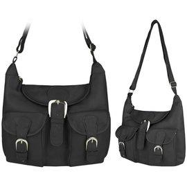 Klokkendiscounter Damen Handtaschen-Entwurf Elysee Schwarz