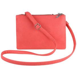 Klokkendiscounter Damen-Handtasche Cap D'Agde Entwurf Coral
