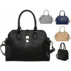 Klokkendiscounter Damen-Handtasche schones Design Schwarz