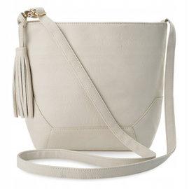 Klokkendiscounter Damen-Handtasche Design Beige Cannes