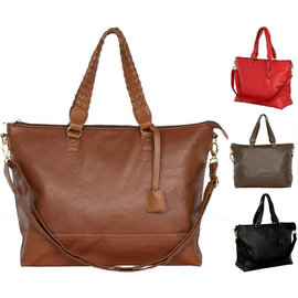 Klokkendiscounter Damen Handtaschen-Entwurf Nubia Caramel