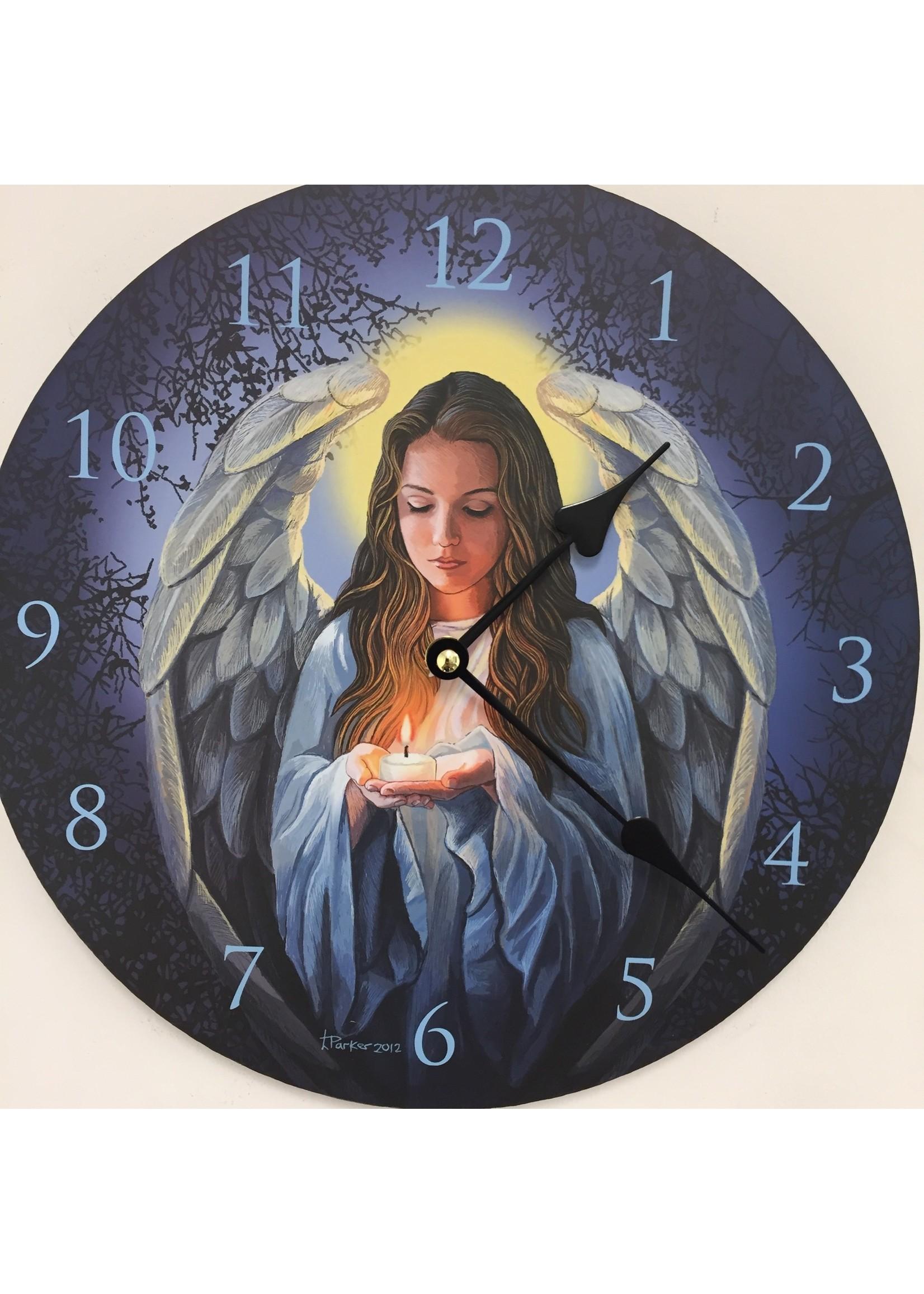 NiceTime Wandklok  engel