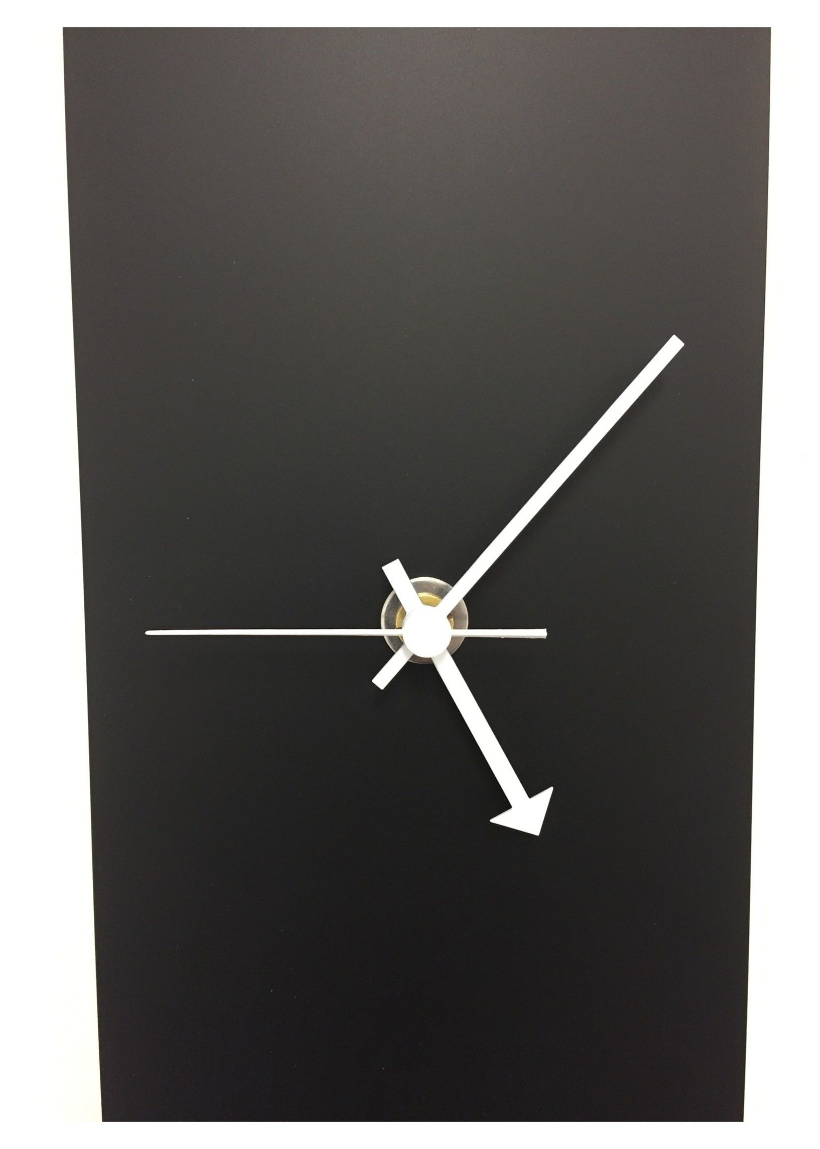 Klokkendiscounter Wandklok Black-Line