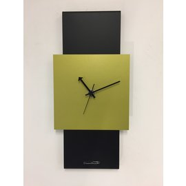 Klokkendiscounter Wanduhr Black Line & LINDGRÆ'Ã…€œN Modernes Design
